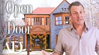 Download Inside Lance Armstrong's Aspen Home | Open Door | Architectural Digest Mp3 and Videos