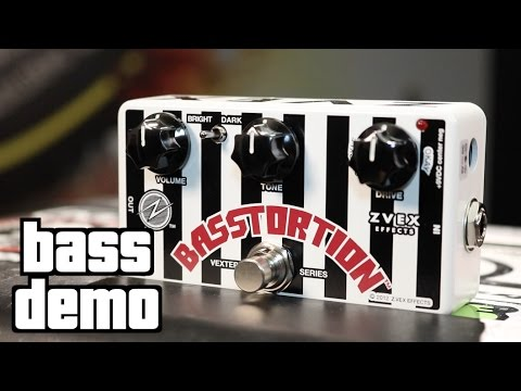 ZVex Basstortion Demo