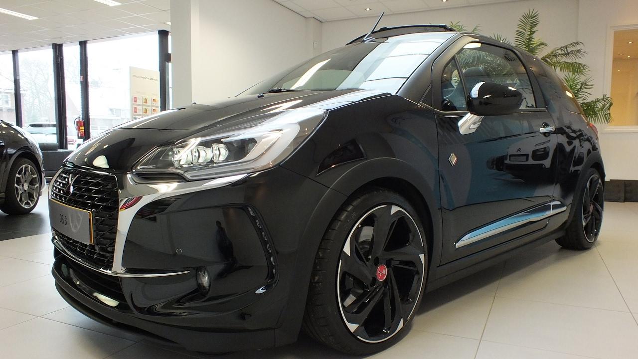 ds 3 cabrio thp 208pk performance autobedrijf bouwman