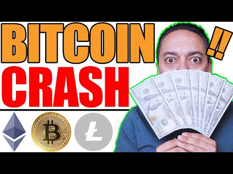 CRYPTO CRASH!? | How To Turn This Volatile Week Into A BUYING OPPORTUNITY  #BTC #ETH #LTC