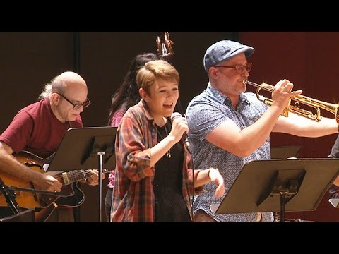 Finale Concert Highlights - UC San Diego Jazz Camp 2016