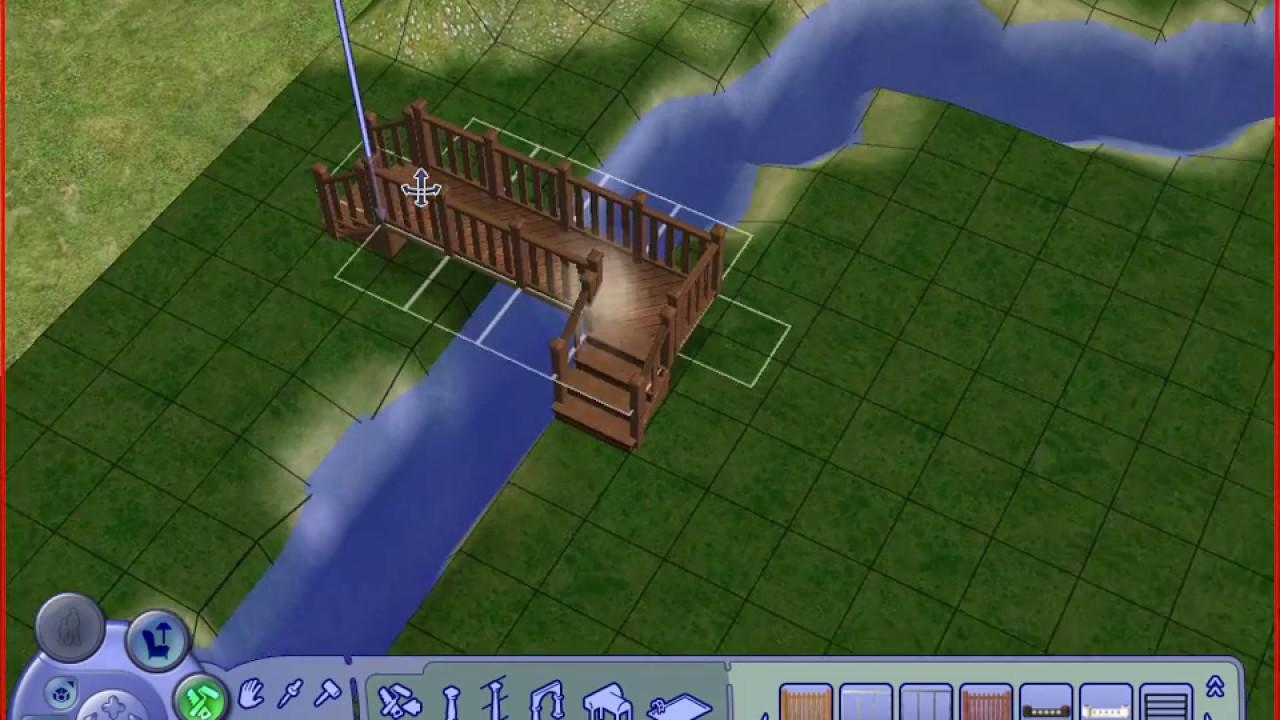 Как сделать мост в симс 3 фото 796