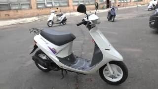 Скутер Honda Dio 50 AF18 - Walkaround, Kupiscooter.ru(, 2016-08-18T07:18:47.000Z)