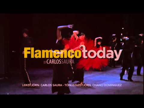 Flamenco Today í Hörpu