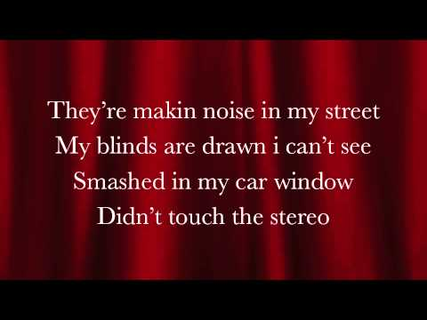 The Lumineers- Slow it Down [LYRICS ON SCREEN]