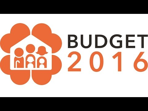 Singapore Budget 2016 - Live webcast (With Sign Language Interpretation)