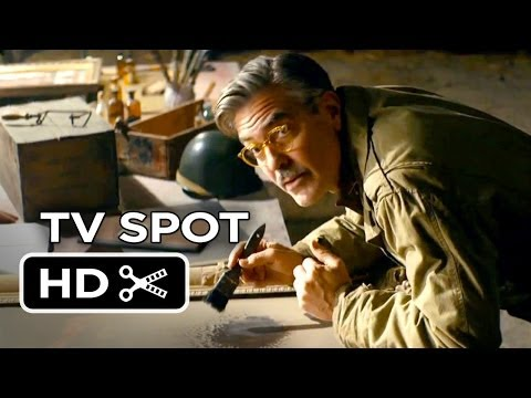 The Monuments Men TV SPOT - Treasure (2013) - Matt Damon Movie HD