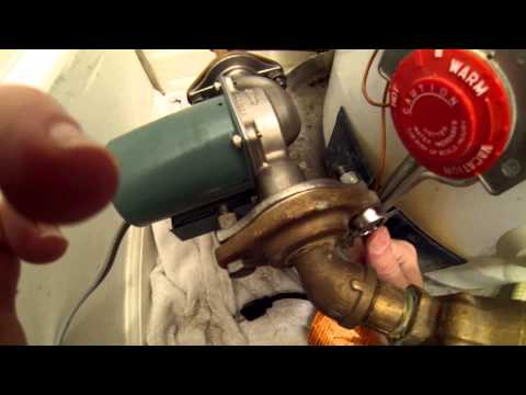 replacing a taco residential hot water recirculating pump replacing a taco 007 residential hot water recirculating pump