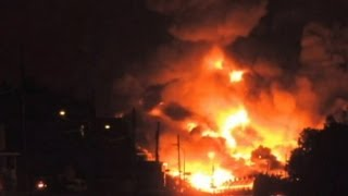 Canada Oil Tanker Train Accident: Up to 50 Still Missing After