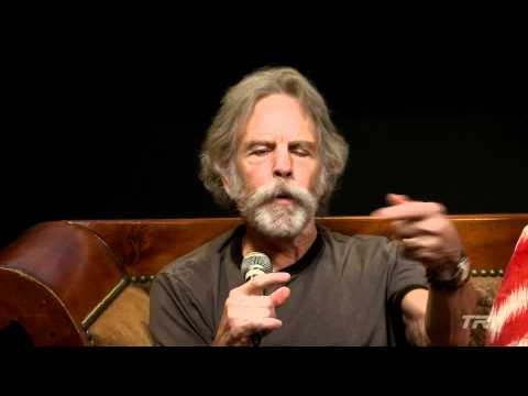 Bob Weir talks about giving back