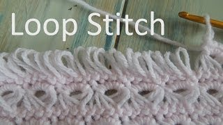 In this tutorial I show you how to work the Loop Stitch using your finger. Definitely not for beginners as even for me it can be fiddly but it the first step for working the Broomstick Lace technique which I will show you how to do in my next video. I hope you enjoy and manage to follow along!   Your support is appreciated, my Patreon page: http://www.patreon.com/happyberry
