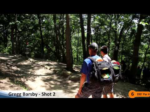 Kansas City Wide Open - Second Round - Barsby, McBeth, Arnold, Hesting, Rovere