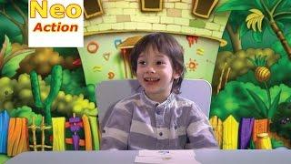 АНГЛИЙСКИЙ для детей. Учим волшебные слова на английском языке (видео урок)