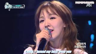 "[ENGSUB] 150609 Wendy ""Distant Memories of You"" @ Going Until The End"
