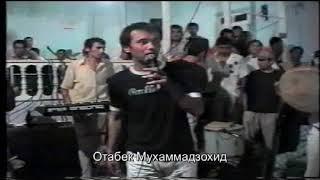 Отабек Мухаммадзохид Киргизстонда туйда 2006 йил
