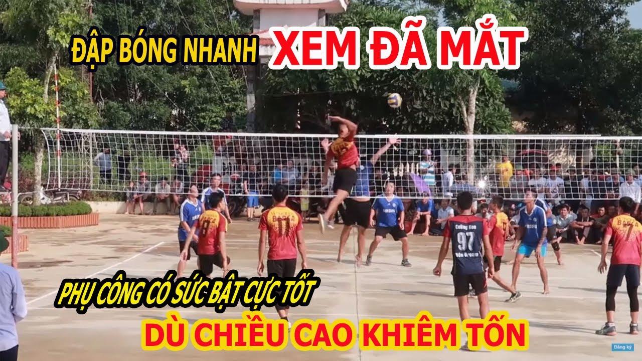 Top 10 pha đánh bóng chuyền nhanh Mãn Nhãn | Đánh bóng chuyền nhanh, bóng nhú| Hươngsen TV