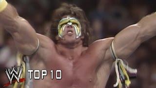 SummerSlam Shockers - WWE Top 10