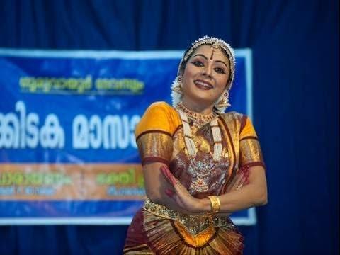 Bharatanaatyam Padham Dance Krishna Stuthi - Kannan Vare Kaanane - Seena Jay, Guruvayur