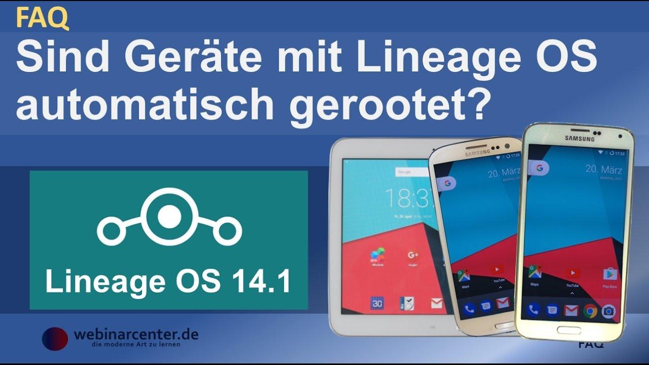 Lineage Os Deutsch