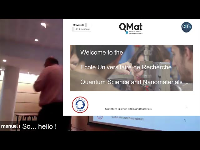 QMat Welcome Subtitled