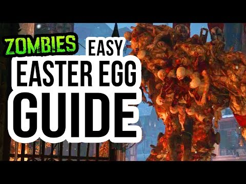 THE FINAL REICH FULL EASY EASTER EGG GUIDE / TUTORIAL (Casual Easter Egg Walkthrough WW2 Zombies)