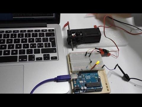 Transistoren 1 -  Ein Arduino und sein Motor