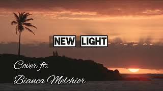 John Mayer - New Light Cover Ft. Bianca Melchior [Lyrics]