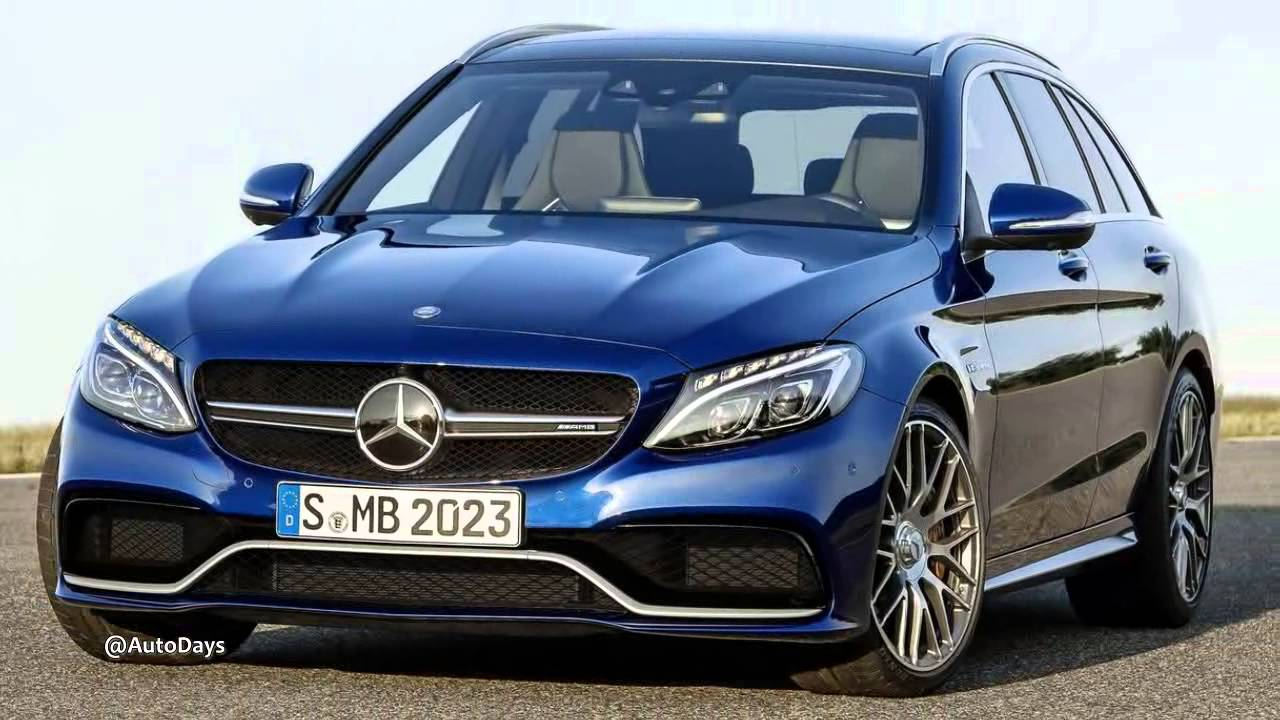 New 2015 mercedes benz c63 amg estate youtube for 2015 amg c63 mercedes benz