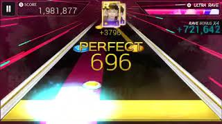 SHINee A-yo gameplay (SuperstarSM)