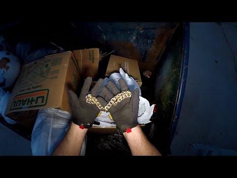 Dumpster Diving 43 (Big Papa Pump's Pimp Cup)