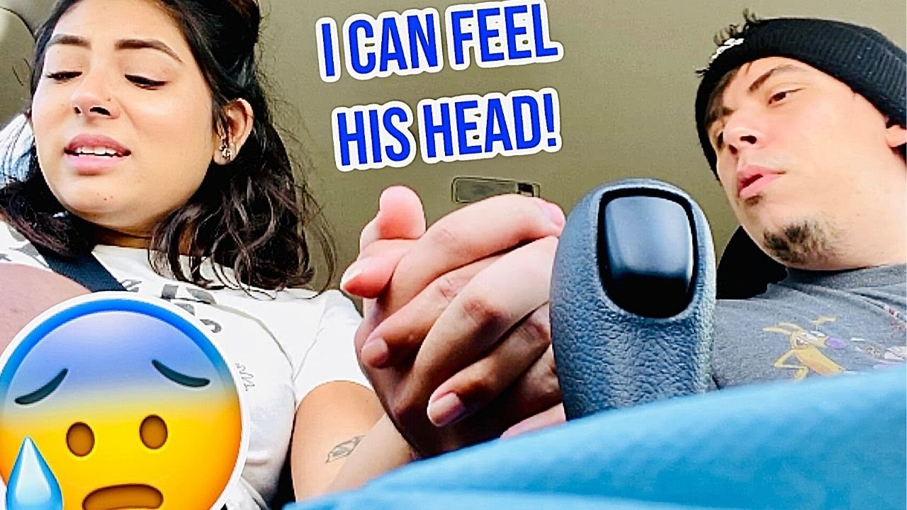 Going Into Labor While Driving Prank On Boyfriend! Cutest Reaction!!