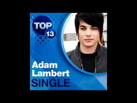 Adam Lambert - Black or White (Studio)