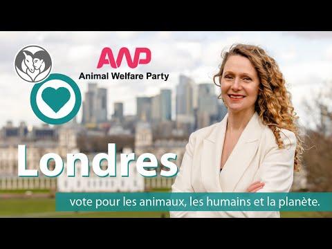 Londres vote pour l'humain, l'animal et la planète