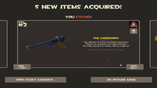 Poker night at the inventory TF2 items!