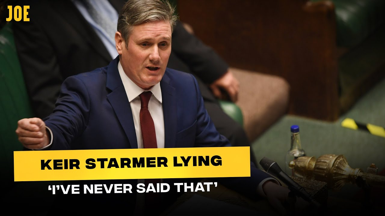 Keir Starmer caught lying in the Commons about European Medicines Agency -  YouTube
