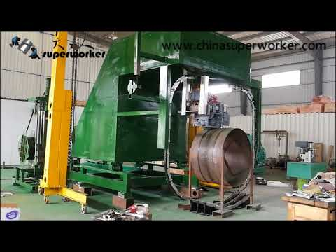 Automatic Steel Binding Equipment Commissioning For A Factory In Indonesia