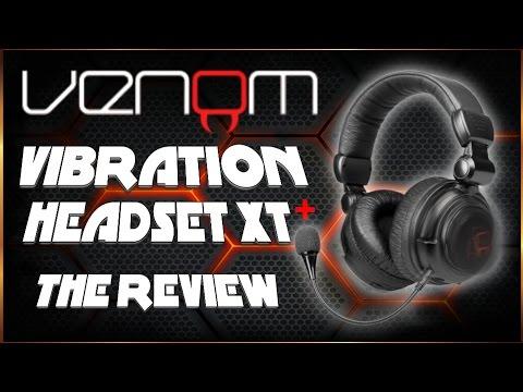 Venom Wireless XT Gaming Headset - Best Gaming Headset under £50