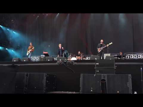 Kodaline - Ready to Change NEW SONG live Pinkpop 2017
