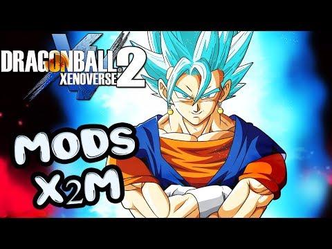 Dragon Ball Xenoverse 2: GUÍA PARA INSTALAR MODS X2M