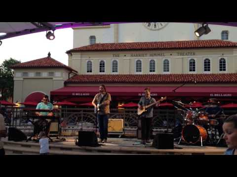 Jeff Harding Band - CityPlace Plaza - April 3, 2015