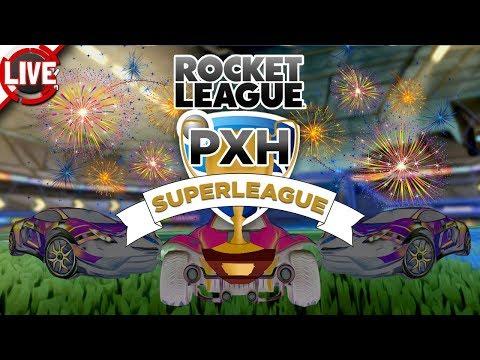 ROCKET LEAGUE PRO - START PXH SUUUUUPERLEAGUE - Rocket League Livestream thumbnail