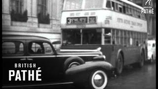 Prince And Princess Chichibu Leave New York (1938)