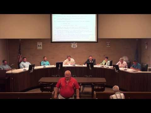 City of Clinton, OK Council Meetings, June 16, 2015