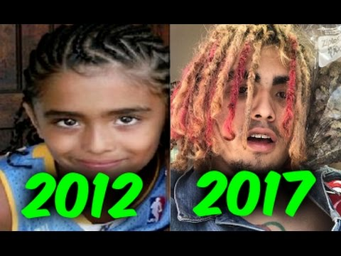 The Evolution of Lil Pump 20122017
