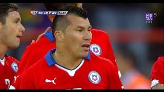 HD CHILE 5 Venezuela 0 AMISTOSO 2014 [1T]
