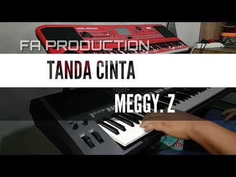 TANDA CINTA - KARAOKE MEGGY Z