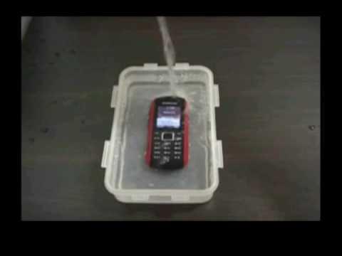 Samsung B2100 Congelando al B2100