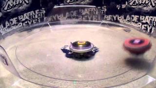 Scythe Kronos T125EDS vs L-Drago Destroy F:S