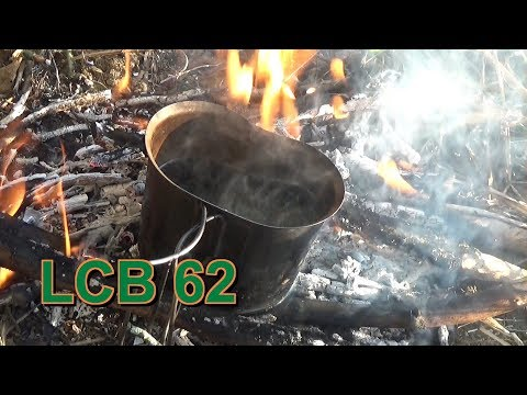 Low-cost Bushcraft Serie Teil 62