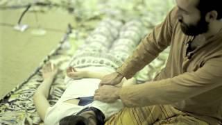 Тайский массаж спины. Онлайн обучение. Видео уроки.